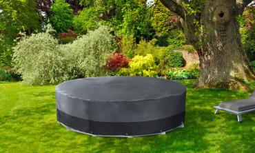 Housse de protection pour piscine ronde