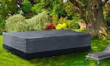 Housse de protection pour piscine rectangulaire
