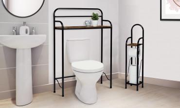Ensemble meuble WC elize