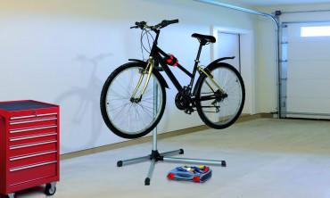 Trépied entretien vélo
