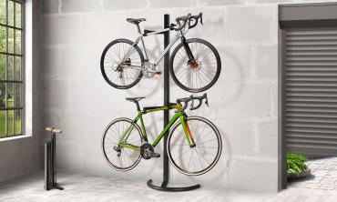 Support vélo vertical