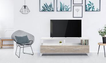 Meuble TV hêtre