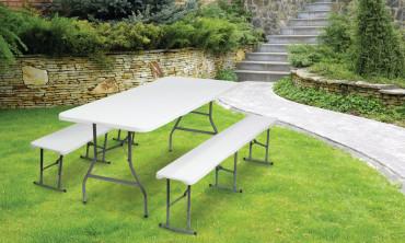 Table pliante d'appoint...