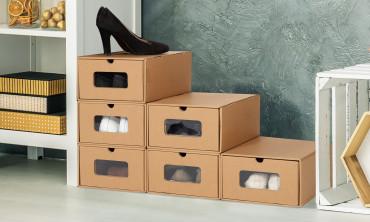Lot boîtes rangement Craft