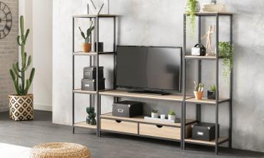 Meuble TV + 2 étagères...