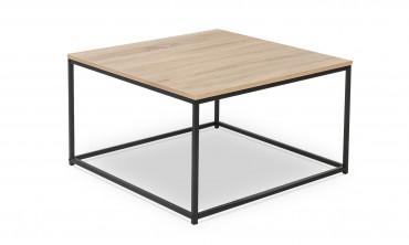Table basse carrée Manufacture