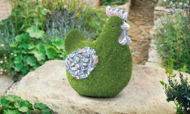Poule - Animal déco jardin