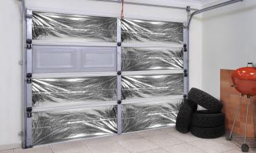 Kit isolation porte de garage