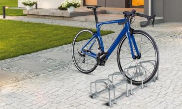 Râtelier range vélo 4 places