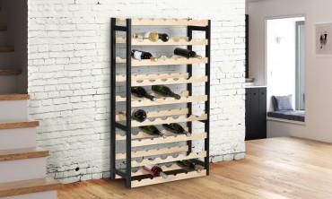 Etagère bouteilles de vin...