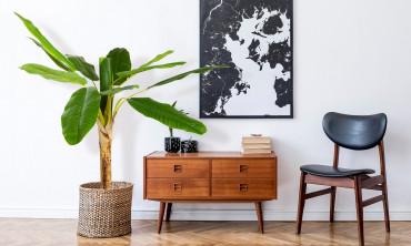 Plante artificielle - Bananier