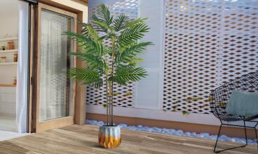 Plante artificielle - Palmiers 150cm