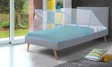 Moustiquaire pliable pour lit 90 x 190cm