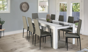 Table repas Gloria + chaise...