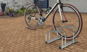 Ratelier range-vélo 2 places