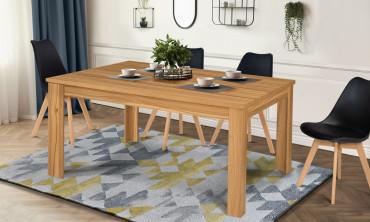 Table repas Rita 140 cm