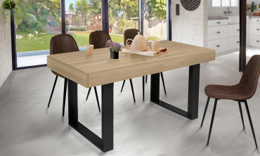 Table repas extensible Budapest